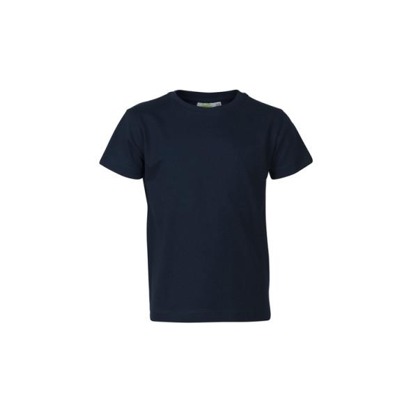 T-Shirt Jungen, kurzarm, Rundhals, Modell DFSB2